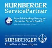 Logo NÜRNBERGER Servicepartner Renault Autohaus Pühler Nürnberg